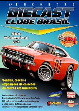 2º ENCONTRO DIECAST CLUBE BRASIL