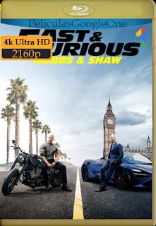 Rápidos y Furiosos: Hobbs & Shaw (2019) WEB-DL 4K HDR Latino-Ingles MKV