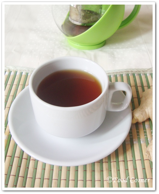 Sri Lankan Ginger Tea