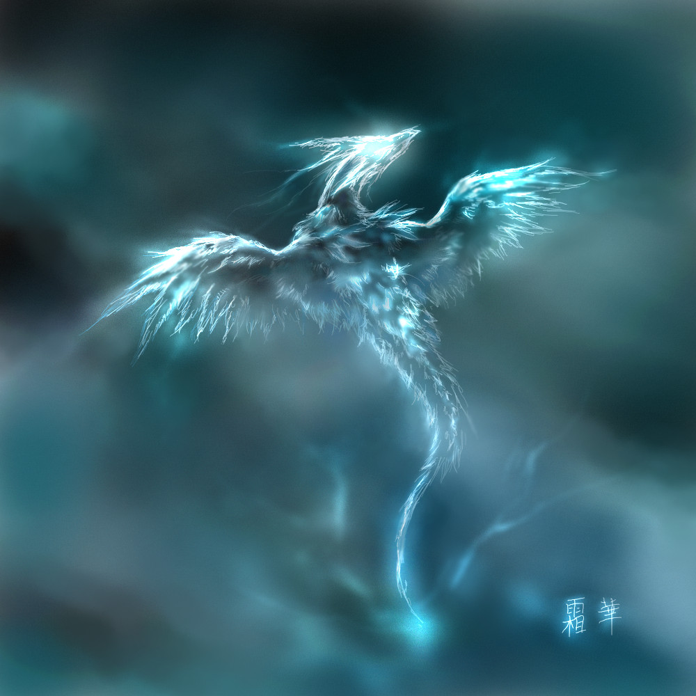 Dragon Wallpapers Blue Themes