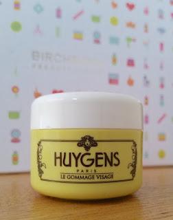 Huygens Exfoliating Cream