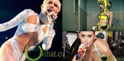5 Penyanyi Wanita Hot dan Seksi yang sering Tampil Buka-bukaan