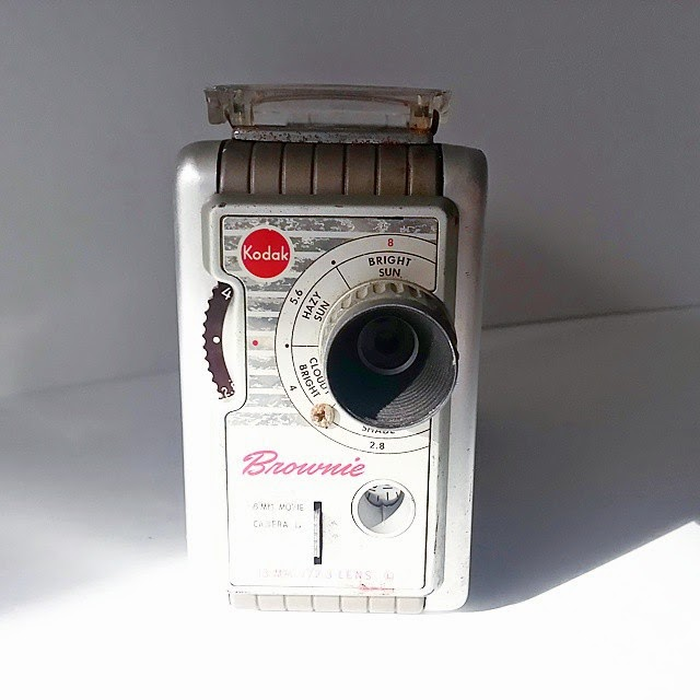 #thriftscorethursday Week 50 | Instagram user: atomicview shows off this Vintage Camera