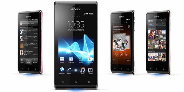 Sony Xperia J Harga dan Spesifikasi