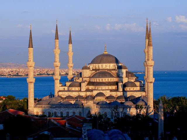 الخمس وجهات المميزه في اسطنبول