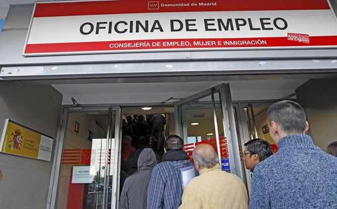 El caminante for Oficina de empleo azca madrid