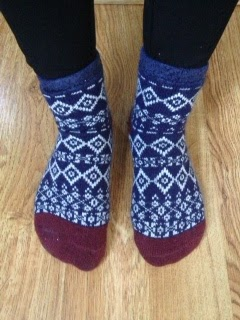 Iloveowlz review cabin socks for Warm cabin socks