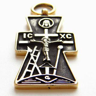 крест 15 века исторический латунь бронза украшения