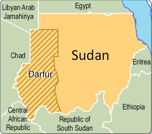 understanding the conflict in darfur sudan history essay Sudan: sudan, country located in northeastern africa the name sudan derives from the arabic expression bilād al-sūdān (land of the blacks), by which medieval arab geographers referred to the settled african countries that began at the southern edge of the sahara.