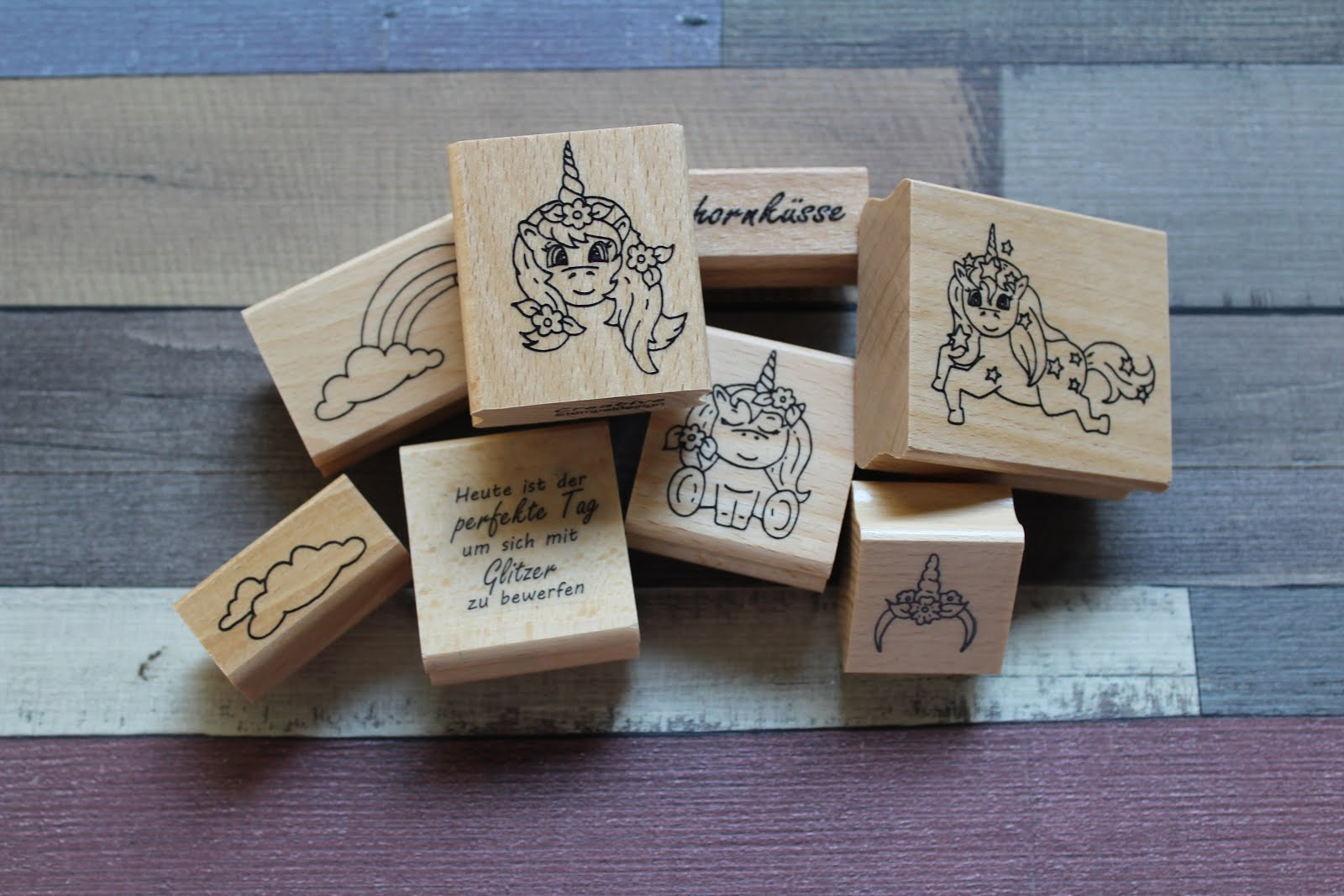 Creative-Stempel-Design
