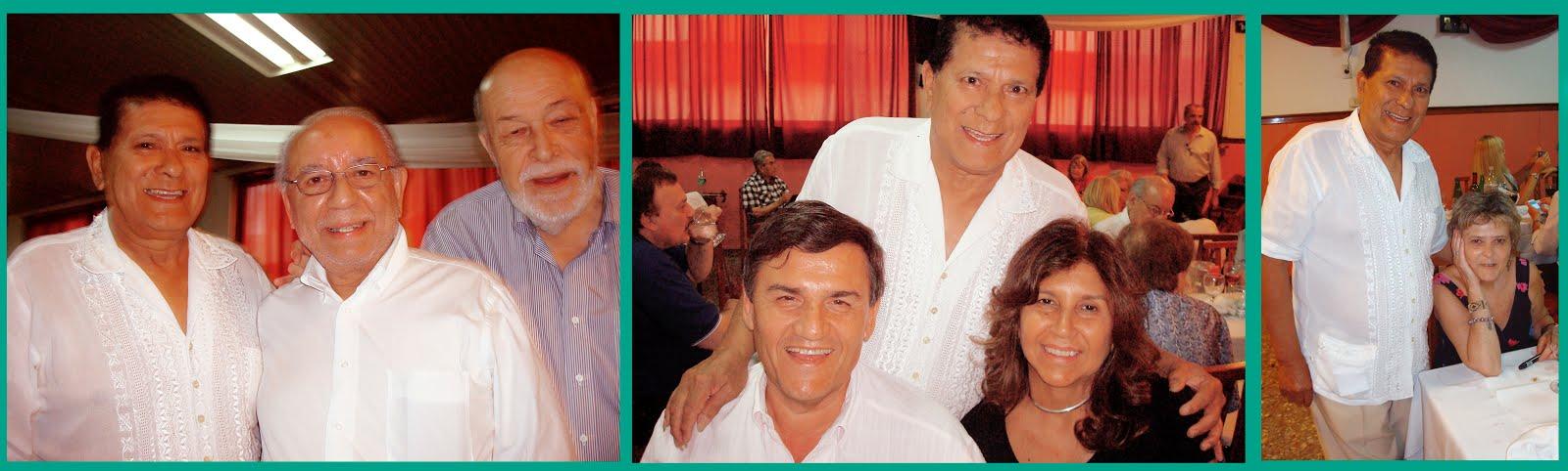 En la reunión de Fin Año de los Residentes Chaqueños en Buenos Aires