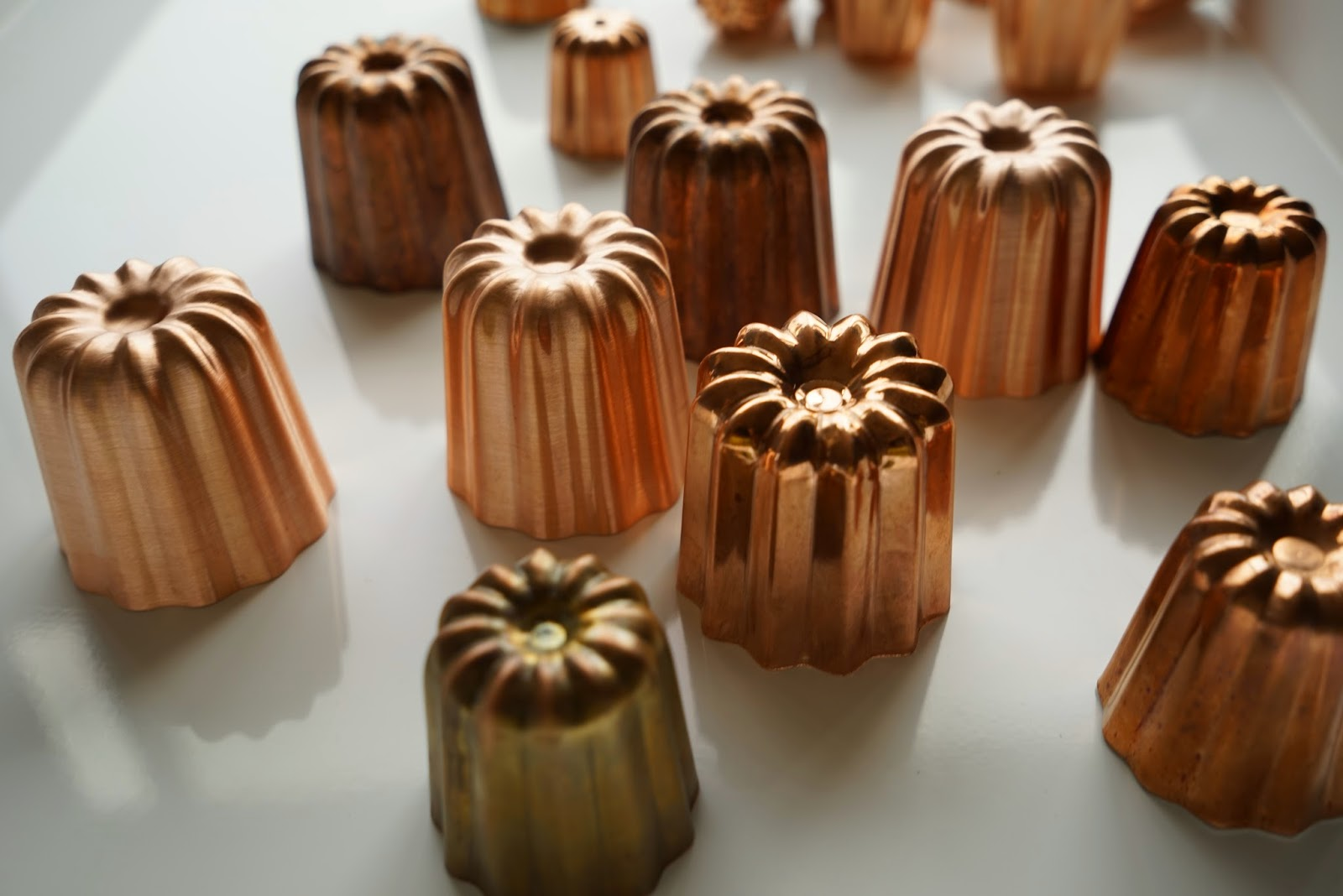 Canele will stand out when we use the real fresh plump and flexible ...