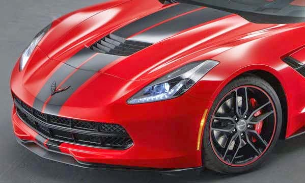 New 2015 Chevrolet Corvette Stingray Pacific Concept Package Review