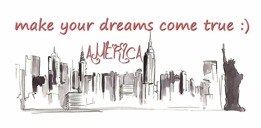 Make your dreams come true - au pair.
