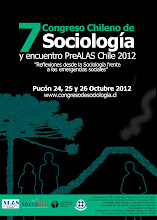 VII Congreso de Sociologa y Encuentro PreAlas Chile 2012