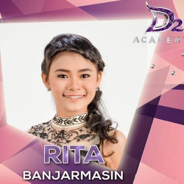 "Foto-foto Rita D""Academy 2 Indosiar"