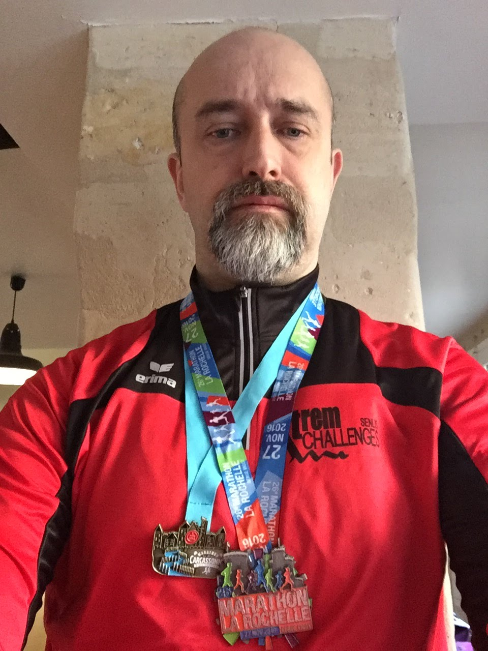 2 Marathons