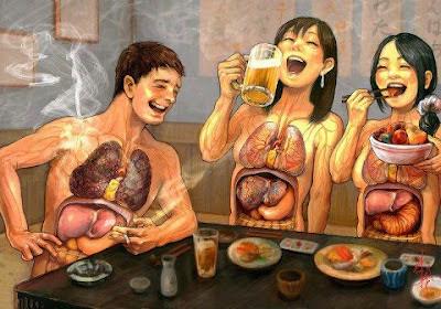 Hay que vivir sano
