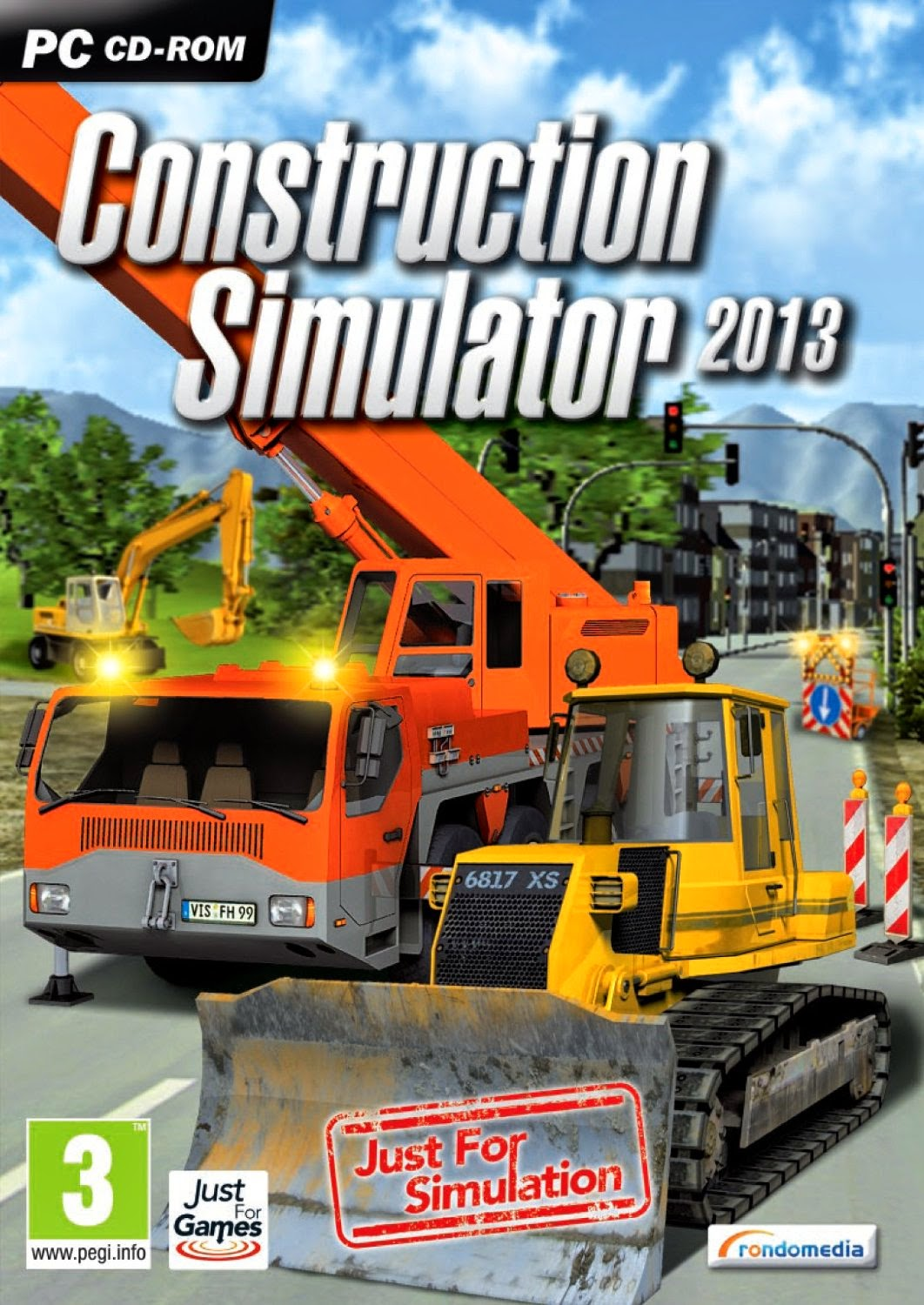 construction simulator 2013 cracked jeux pc en ligne mods multi francais telecharger. Black Bedroom Furniture Sets. Home Design Ideas