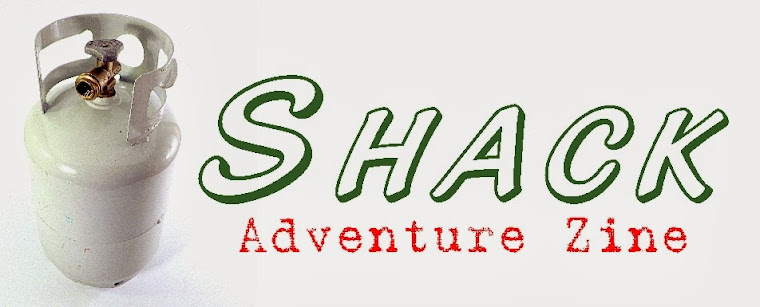 SHACK Adventure Zine