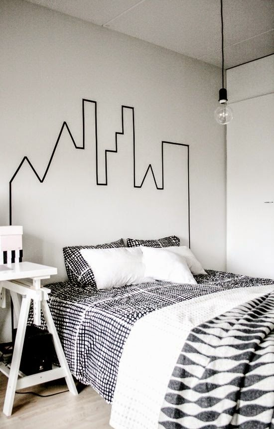 The nordic mood: maskulin indretning // inspiration til en herre hybel