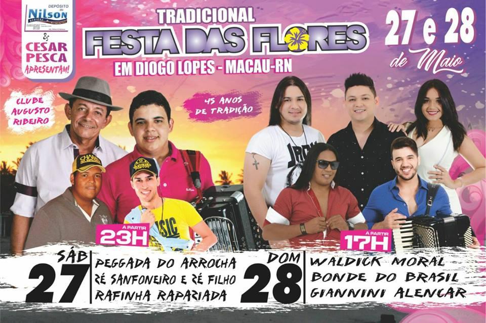 FESTA DAS FLORES ////// 27 e 28-05-17