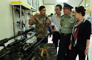 Tingkok Terus Tingkatkan Kerjasama Pertahanan dengan RI