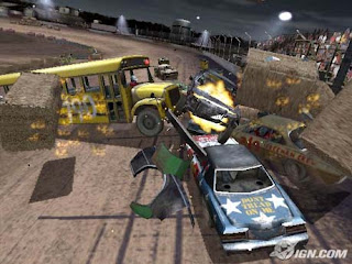 Free Download Games Test Drive Eve Of Destruction PS2 ISO