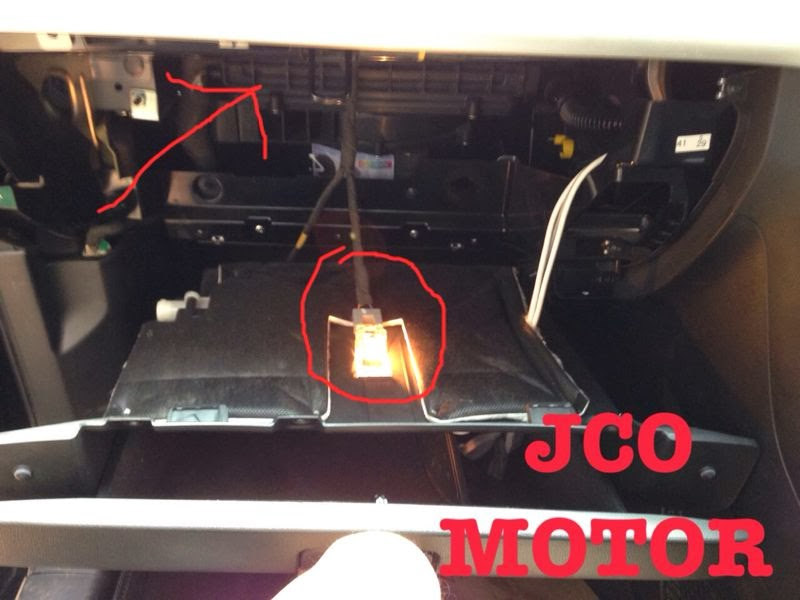 Jco Motor Mengganti Filter Ac Captiva