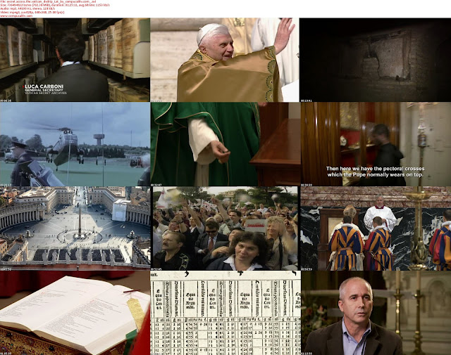 Secret Access The Vatican DVDRip Descargar Español Latino 1 Link 2011