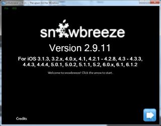 Sn0wBreeze 2.9.11