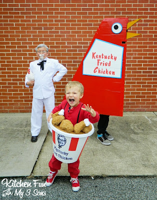 Chicken Little Halloween Costumes