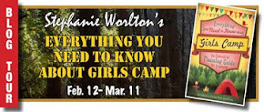 Girls Camp Blog Tour