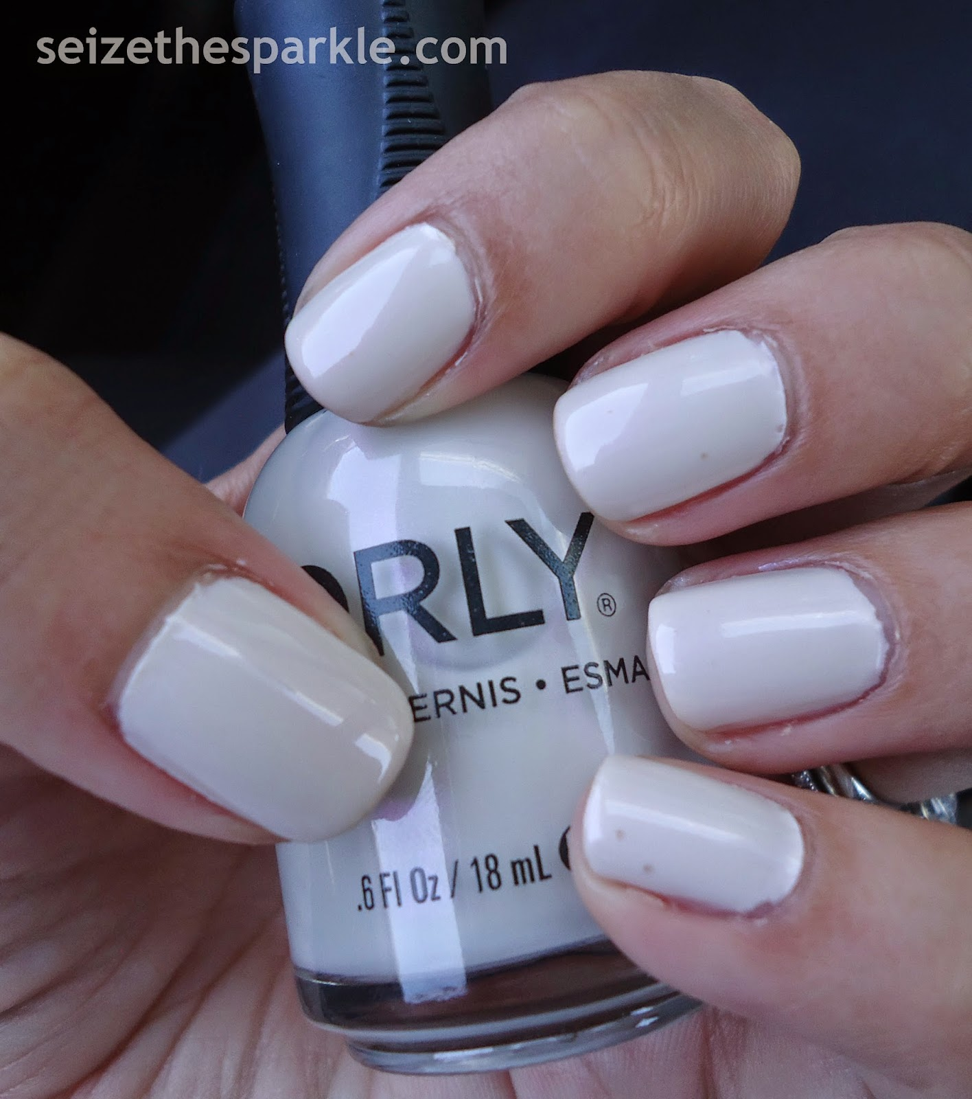Naked Canvas by Orly