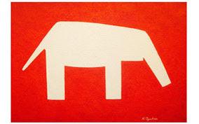 20 - White Elephant