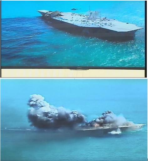 la-proxima-guerra-iran-hunde-portaaviones-de-mentira-en-el-golfo-persico-maniobras