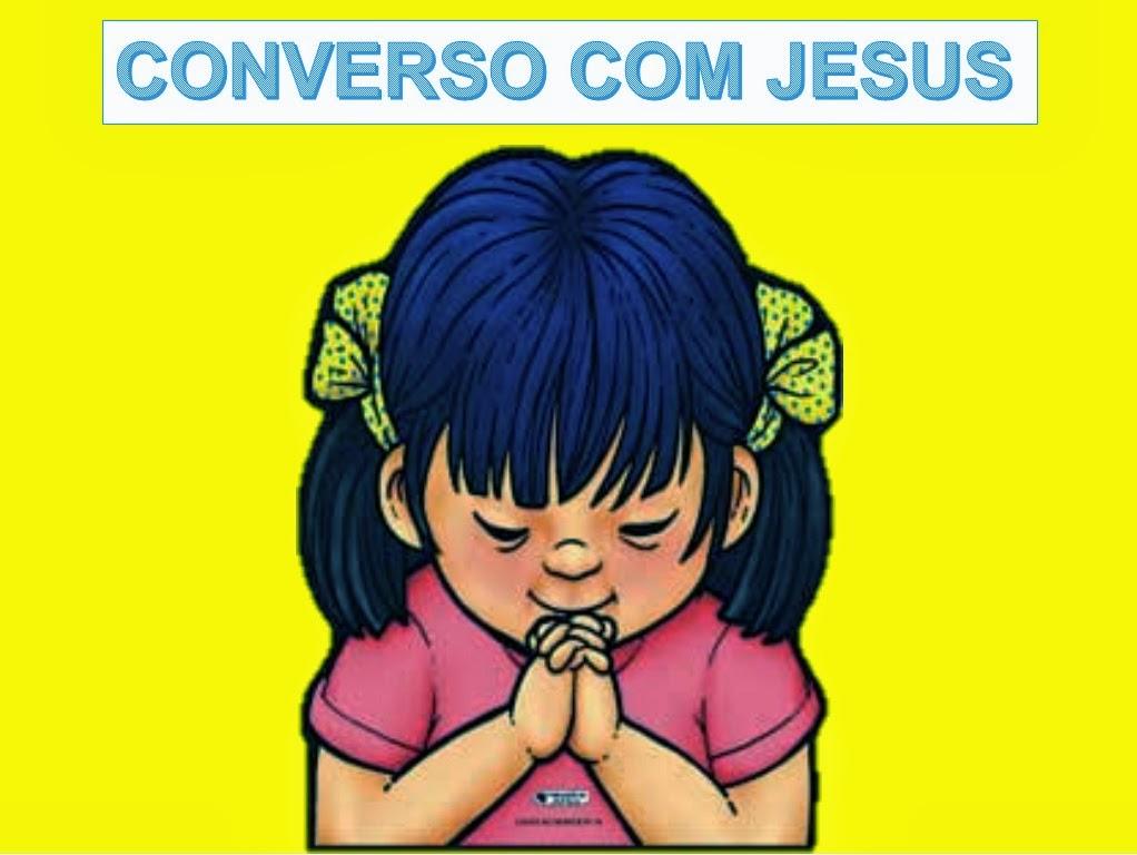 Slides com SOM converso com Jesus.