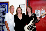 Anson Funderburgh, Blue Lisa,& Michael Lee