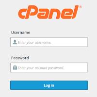 cara menggunakan cPanel