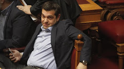✓ Yes, it's unbelievable: this ridiculous guy is the prime minister of Greece.