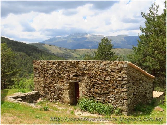 Refugio de la Majada del Cojo