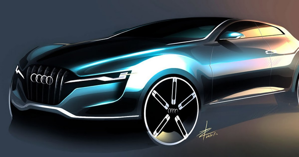 sport cars design audi futuristic sport car concept. Black Bedroom Furniture Sets. Home Design Ideas