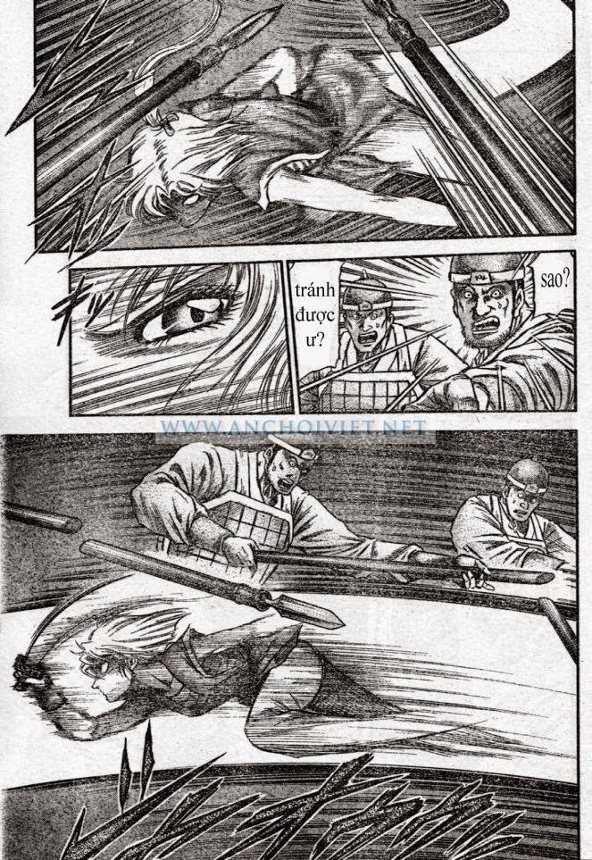 Chú Bé Rồng - Ryuuroden chap 159 - Trang 25