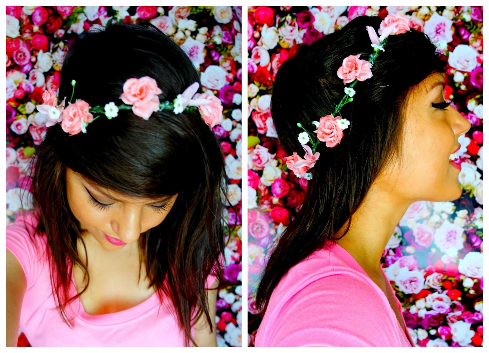 Do Or Diy Four Floral Hair Accessories Bunny Fawn
