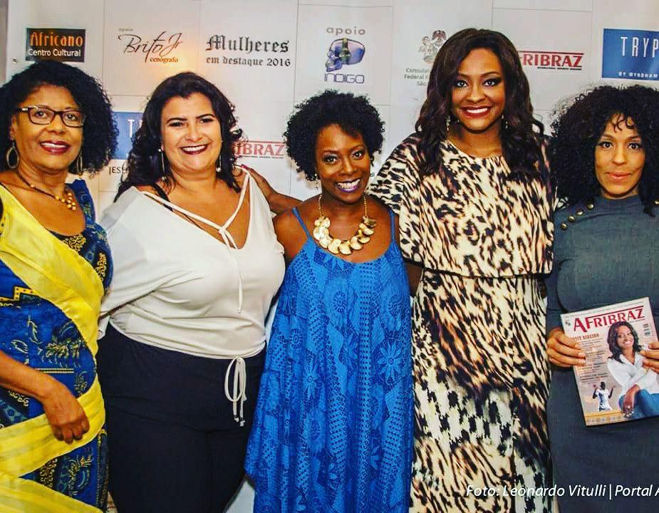 Prêmio Mulheres em Destaque 2016