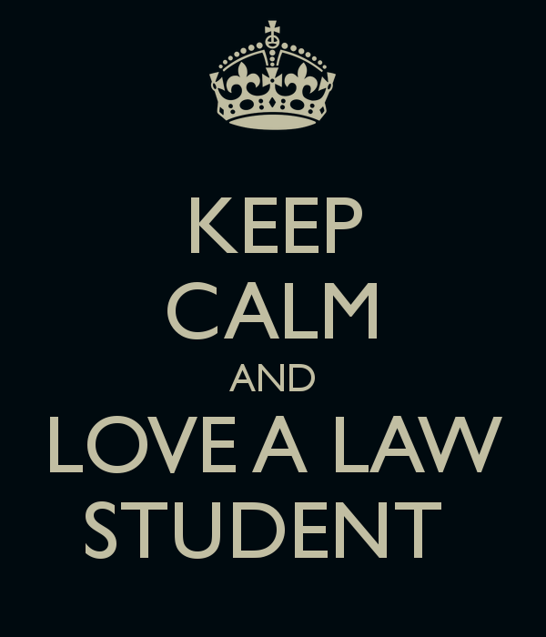 You Know You Are A Law Student When The Legally Blu...