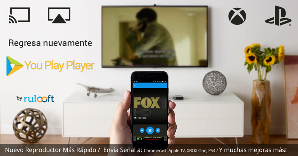 You Tv Player V19 6 6 Apk Tv Gratis En Tu Android