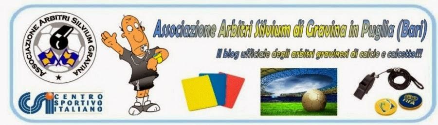"""Associazione Arbitri """"Silvium"""" Gravina"""