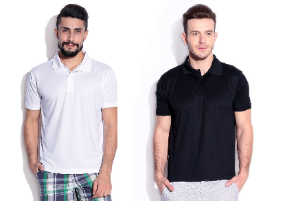 Dappered dude t shirts for men how to choose the right fit for Dress shirt fitted vs slim
