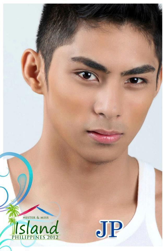 Mister Island Philippines 2012 Jay Patrick JP Padolina